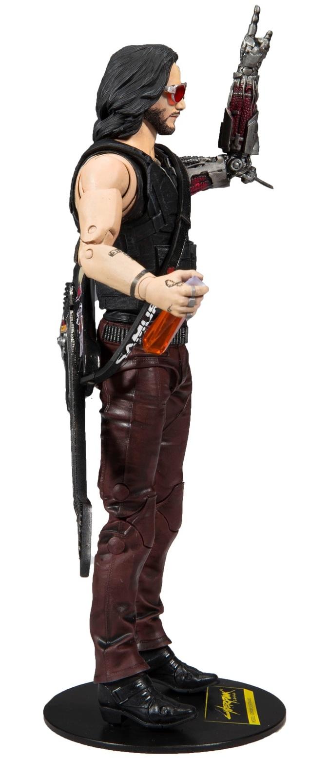 "Cyberpunk 2077: Johnny Silverhand - 7"" Articulated Figure image"