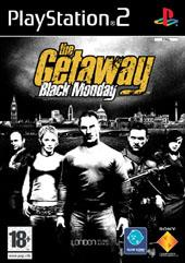 The Getaway Black Monday (Uncut) for PlayStation 2