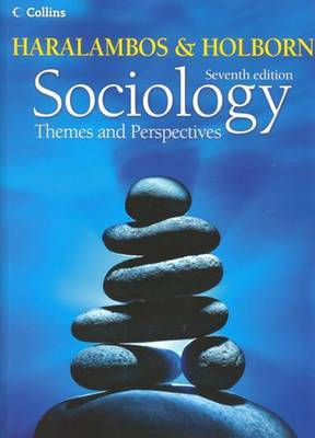 Sociology Themes and Perspectives by Michael Haralambos image