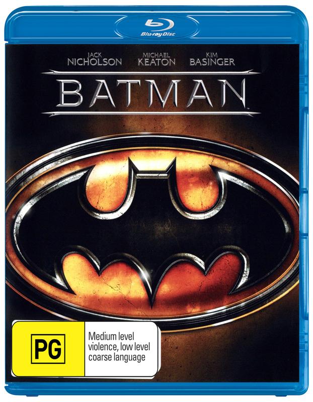 Batman on Blu-ray