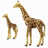 Playmobil: Zoo Theme - Giraffe with Calf (6639)