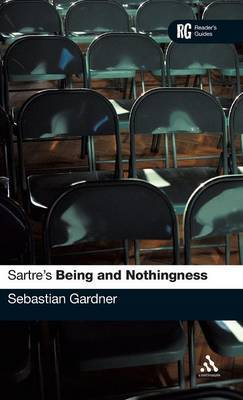 """Sartre's """"Being and Nothingness"""" by Sebastian Gardner image"""