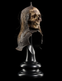 Lord of the Rings: Skull Trophy Helm of the Orc Lieutenant - by Weta image
