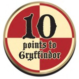 Harry Potter 10 Points to Gryffindor Badge