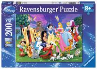 Ravensburger 200 Piece Jigsaw Puzzle - Disney Favourites