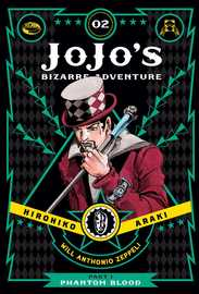 JoJo's Bizarre Adventure: Part 1--Phantom Blood, Vol. 2 by Hirohiko Araki