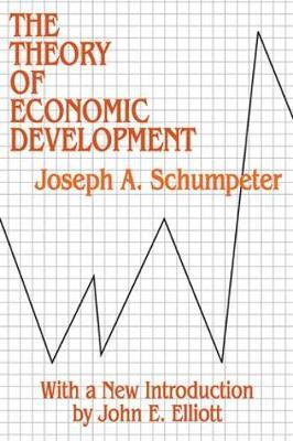 Theory of Economic Development by Joseph A. Schumpeter