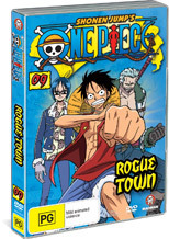 One Piece - Vol. 9: Rogue Town on DVD