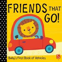 Friends that go! by Susie Brooks