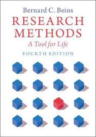 Research Methods by Bernard C Beins