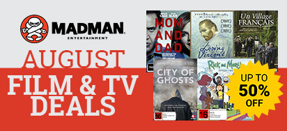 August Film & TV Deals!