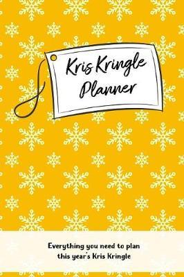 Kris Kringle Planner by Elinor Macedon image