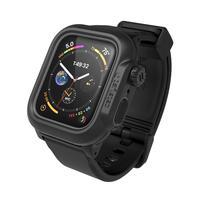 Catalyst: Waterproof Case for 44mm Apple Watch Series SE/6/5/4 (Stealth Black)