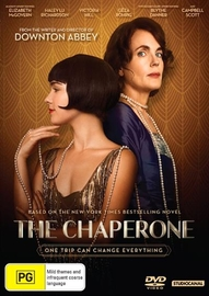 The Chaperone on DVD