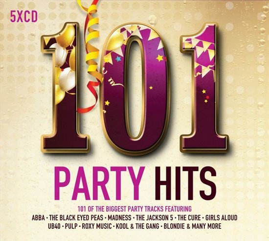 101 Party Hits by Various