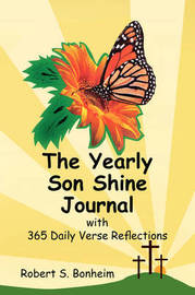 The Yearly Son Shine Journal by Robert S. Bonheim image