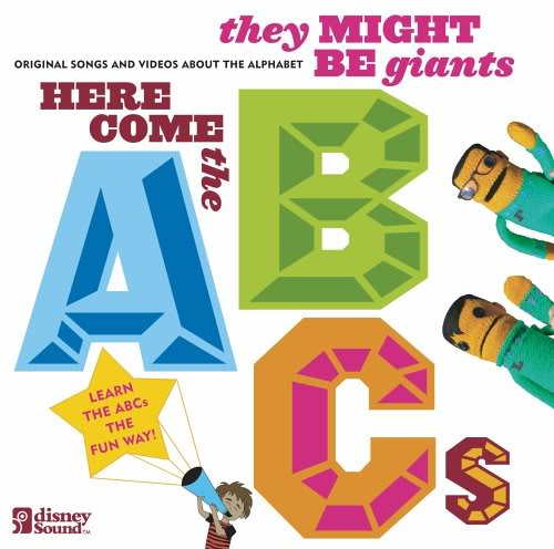 Here Come The ABC's by They Might Be Giants image