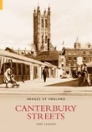 Canterbury Streets by Janet Cameron image