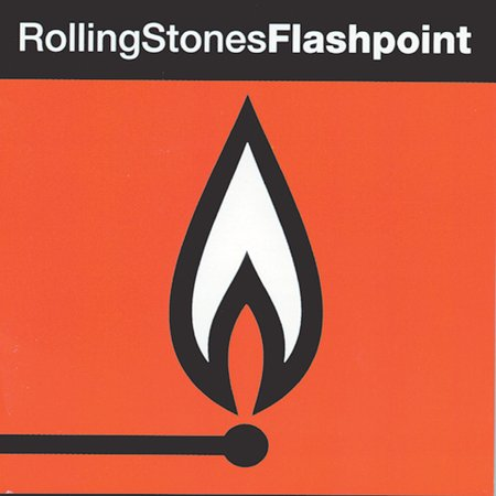 Flashpoint (Remastered) by The Rolling Stones image