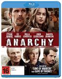 Anarchy on Blu-ray