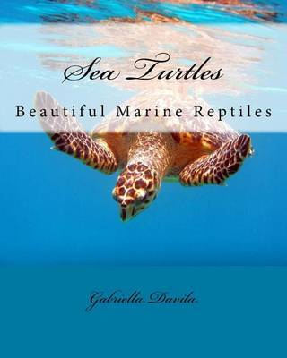 Sea Turtles: Beautiful Marine Repitles by Gabriella Davila image
