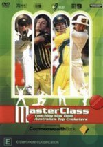 MasterClass - Coaching Tips From Australia's Top Cricketers on DVD
