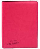 Ultra Pro: Premium 9-Pocket Pro-Binder - Bright Pink