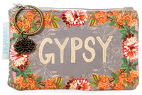Papaya Small Coin Purse - Gypsy Peach