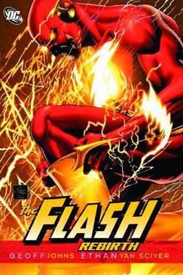 The Flash Rebirth by Geoff Johns