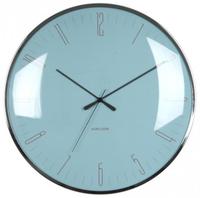 Karlsson Wall Clock - Dragonfly: It Blue