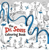 Dr. Seuss Colouring Book by Dr Seuss