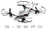 Kyosho 1:18 Radio Control Drone Racer G-Zero Ready Set (White)