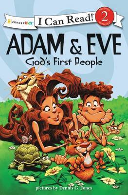 Adam and Eve, God's First People image