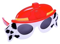 Sunstaches: Lil' Characters Sunglasses - Paw Patrol Marshall