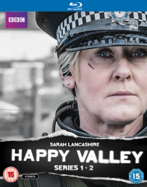 Happy Valley Series 1-2 on Blu-ray