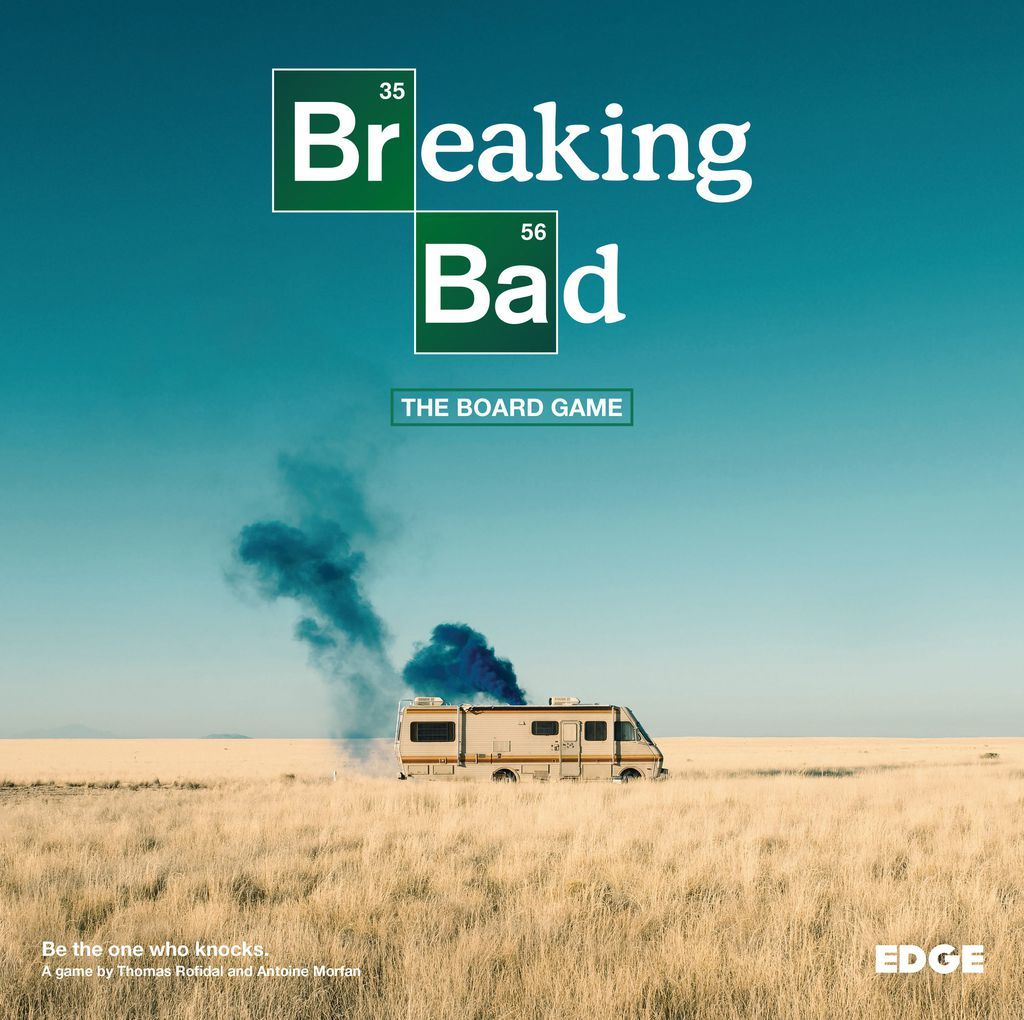 Breaking Bad - The Board Game image