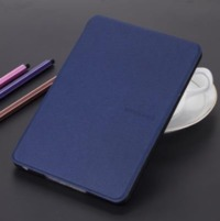 "Generic Folio Case for Kindle Touch 6"" 8th Gen - Blue"