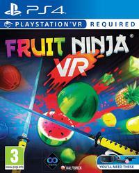 Fruit Ninja VR for PS4