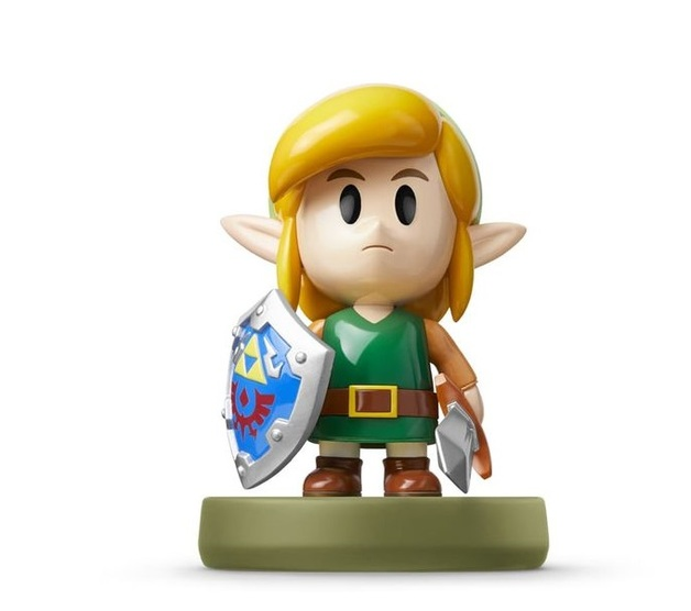 Nintendo Amiibo Link - The Legend of Zelda: Link's Awakening for Switch