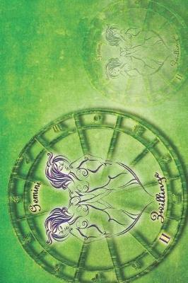 Gemini by Zodiac Sign Journal