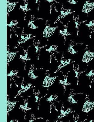 Ballet Dancers Composition Notebook by In Motion Paper Press