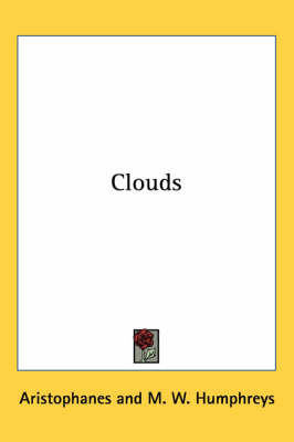 Clouds by Aristophanes image