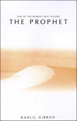 The Prophet by Kahil Gibran image