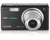 Kodak V603 6.1Mp 3x Op Zoom Digital Camera Black