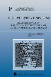 The Evolving Universe by Donald Hamilton