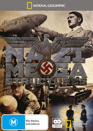 National Geographic: Nazi Megastructures on DVD