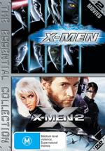 X-Men / X-Men 2 - The Essential Collection (2 Disc Set) on DVD