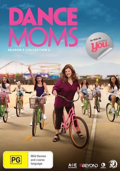 Dance Moms: Season 6 - Collection 2 on DVD image