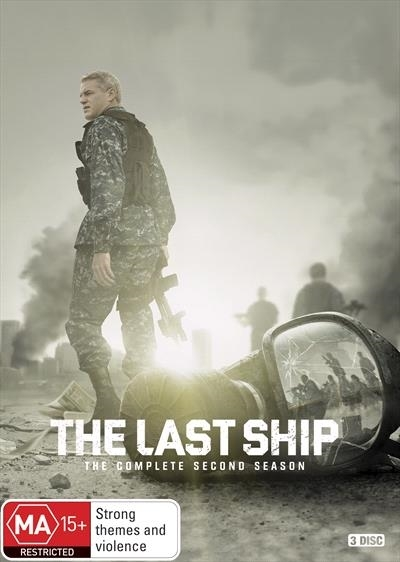 The Last Ship - The Complete Second Season on DVD image
