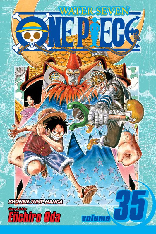 One Piece, Vol. 35 by Eiichiro Oda
